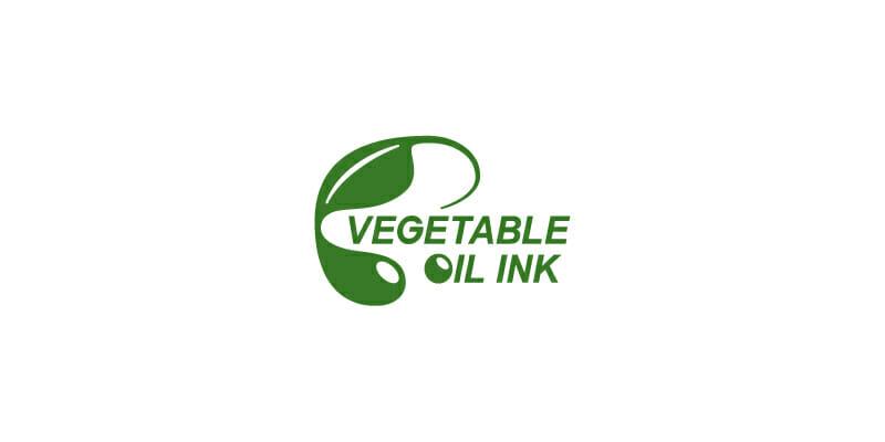 植物油インキマーク